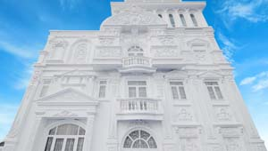 Video Lau Dai Thanh Phat Lau Dai Dat Vang The LORD Castle Video (2)